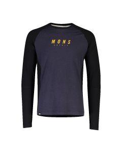 Mons Royale Olympus 3.0 LS Mens