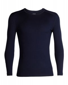 Icebreaker Merino 260 Tech Long Sleeve Crewe Thermal Top Mens
