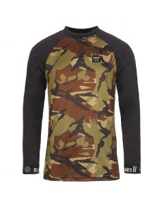 Planks Fall-Line Base Layer Top Mens
