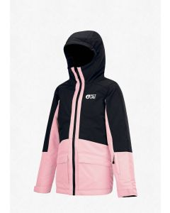 Picture Leeloo Jacket Juniors-Pink-8yrs