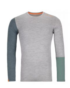 Ortovox 185 Rock'N'Wool Long Sleeve Top Baselayer Mens
