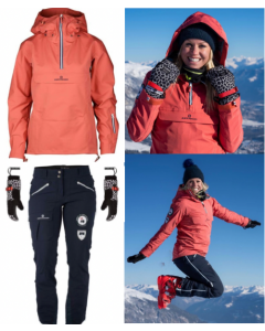 Women's 'Olympian' Look Collection