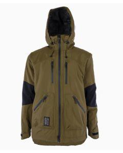 Yuki Threads Northbound Jacket Mens-Amazon/Black-S
