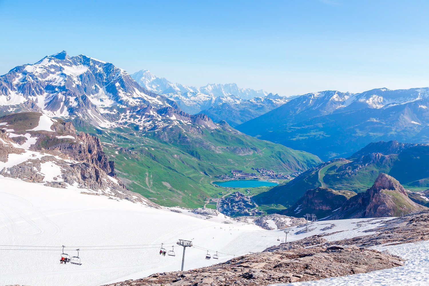 How to go EcoSkiing in the Summer